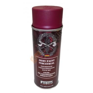 Spray 400ml ABC-Abwehrtruppe Bordeauxrot (FOSCO)