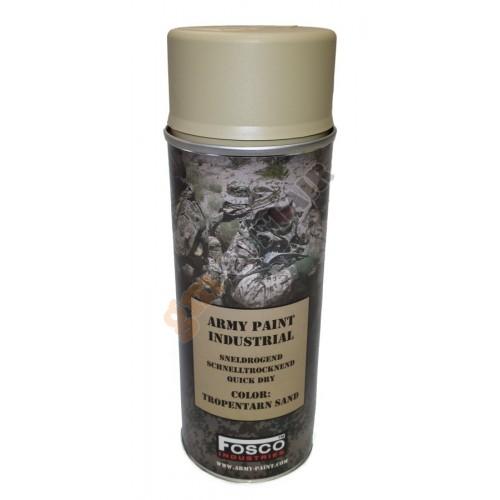 Spray 400ml Flecktarn Braun