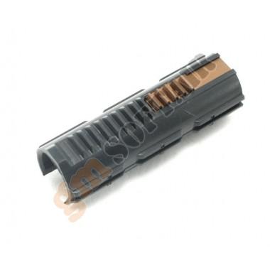 Pistone con 5 Denti in Metallo per 556 BlowBack King Arms