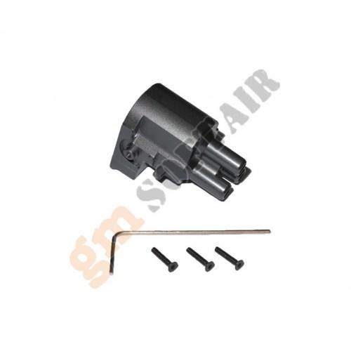 Top GAS Power-UP Loading Nozzle Set per M870
