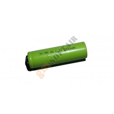 Batteria Singola MR-1500 AA Stilo