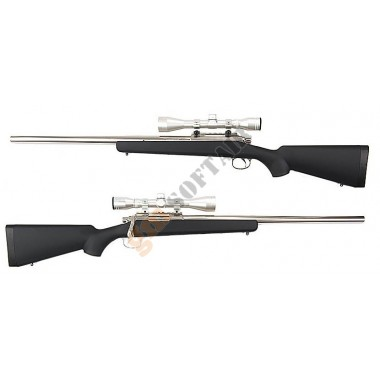 VSR-10 Pro Hunter Stainless Nero