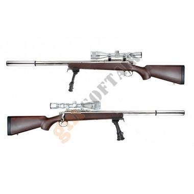 VSR-10 Pro Hunter G-Spec Stainless Legno