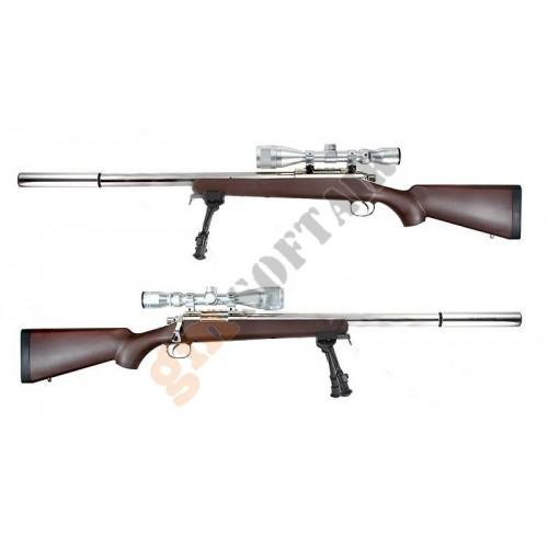 VSR-10 Pro Hunter G-Spec Stainless Nero