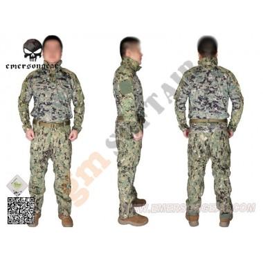 Riot Style Tactical Uniform AOR2 tg.XL