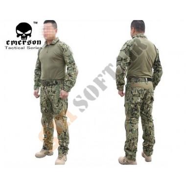 Complete Combat Suit Gen2 AOR2 tg.XXL