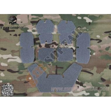 Velcri Adesivi per Elmetti Foliage Green (EM9230 EMERSON)