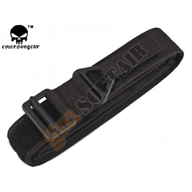 CQB Tactical Belt Nero tg.XL (EM8672 EMERSON)
