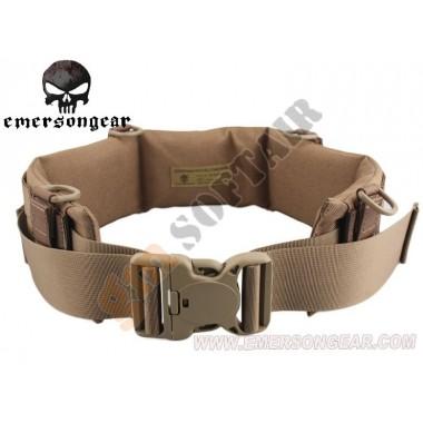 Padded Patrol Belt Coyote Brown tg.L (EM5584 EMERSON)