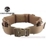 Padded Patrol Belt Coyote Brown tg.L
