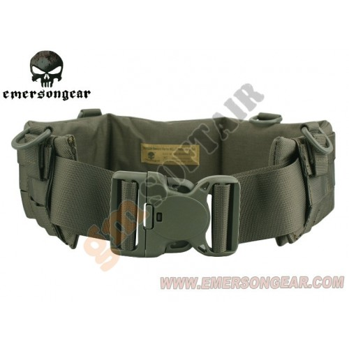 Padded Patrol Belt Foliage Green tg.L
