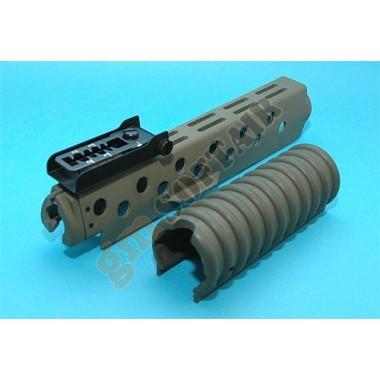 Astina Superiore e Impugnatura M16 per M203