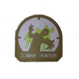 Patch PVC Zombie Hunter mod.1 TAN