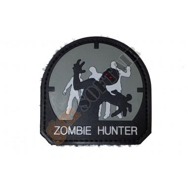Patch PVC Zombie Hunter mod.4 Grigio Scuro (EMERSON)