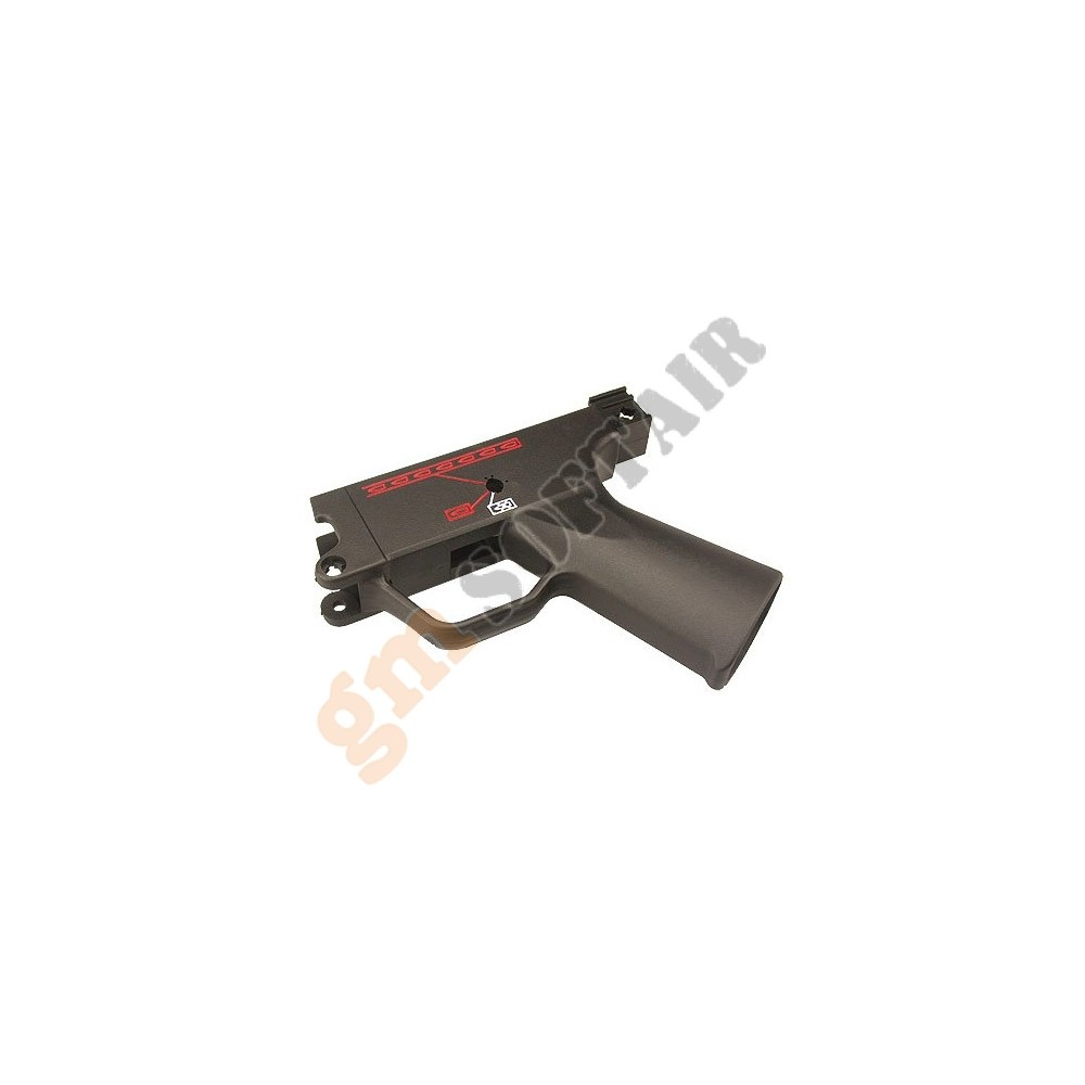 Guscio Inferiore Ambidestro MP5 (MP-42 ICS) - Gm SoftAir Srl
