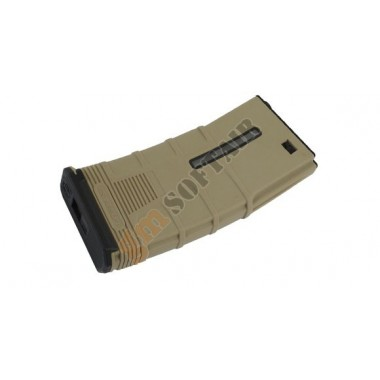 Caricatore Monofilare T-Tactical per M4 da 45bb TAN
