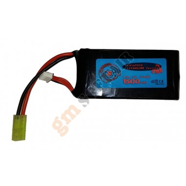 LiFe Po4 9.9x1500 25C PEQ-2