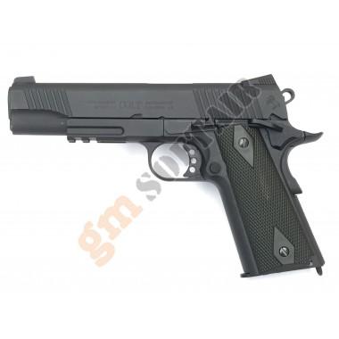 Colt 1911 Rail Gun Blackened