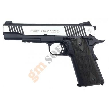 Colt 1911 Rail Gun Dual Tone (180525)