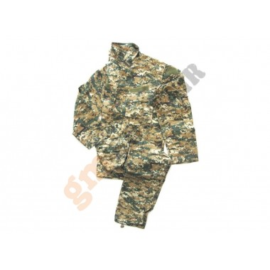 Divisa Digital Woodland tg.XL