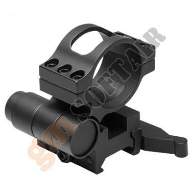 Flip to Side Magnifier 30mm QR Mount