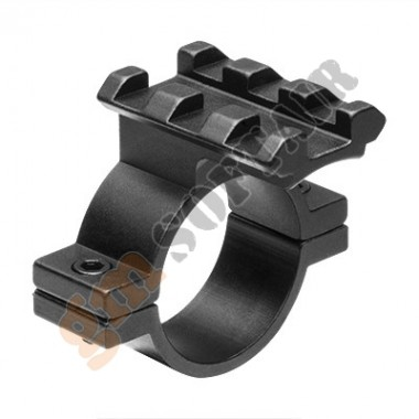 Anello da 25 mm con Supporto Weaver