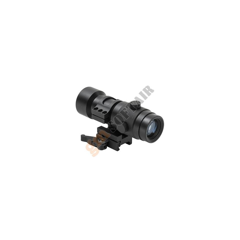 3x Magnifier W Flip To Side Qr Mount Gm Softair Srl