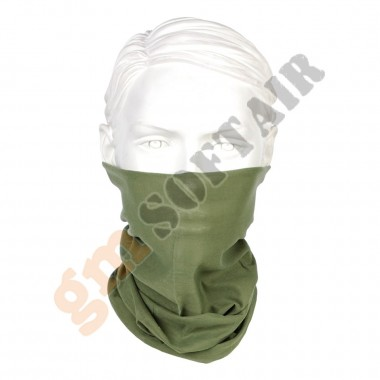 Tactical Face Wrap Verde