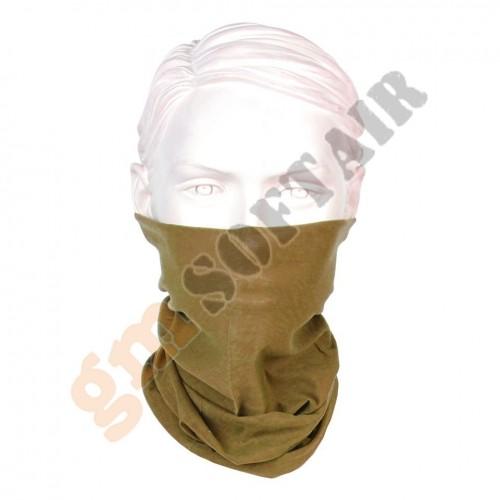 Tactical Face Wrap Nero