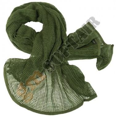 Sciarpa a Rete Olive Drab (217205 FOSCO)