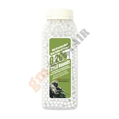 Bottiglia da 500g di Pallini 0.20g Guarder