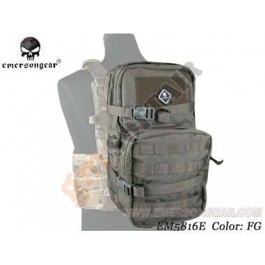 Modular Assault Pack w 3L Hydration Bag Foliage Green