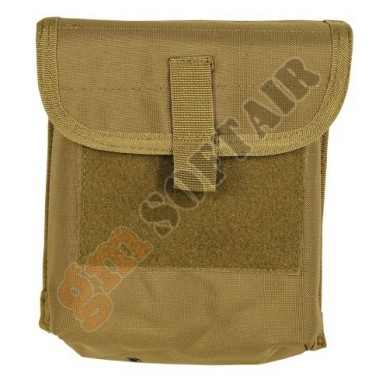 100 Round M240 Ammo Pouch Coyote TAN
