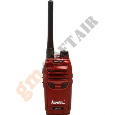 Coppia di Radio Hunter SPORT (TT01600 HUNTER ELECTRONIC AB)