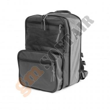 Small Back Pack Regolabile Nero