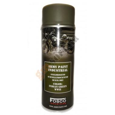 Spray 400ml Indian Green WWII