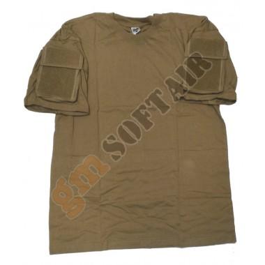 Tactical T-Shirt Coyote tg.L