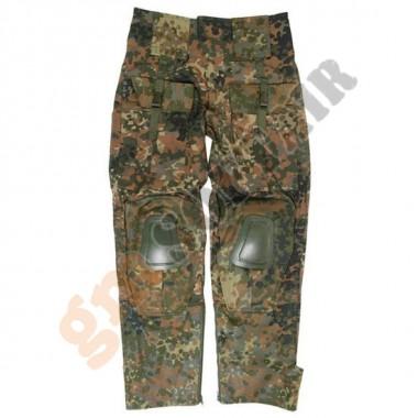 Tactical Combat Pants Warrior Flecktarn tg. M