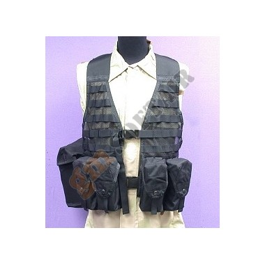 Tactical Vest Modular Operation/Duty 2 BK