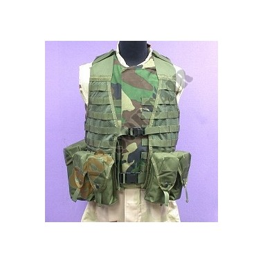 Tactical Vest Modular Operation Duty 2 OD