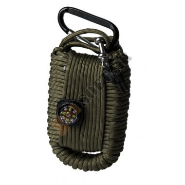 Paracord Survival Kit Large Olive Drab