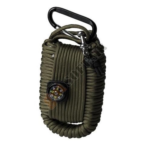 Paracord Survival Kit Small Olive Drab