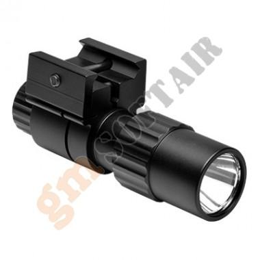 Compact LED Flashlight 1W 110 Lumen