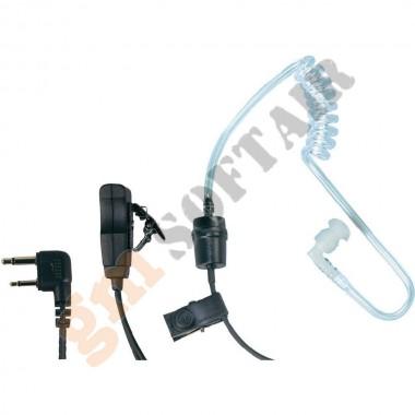 Microfono-Auricolare Pneumatico Albrecht AE 31