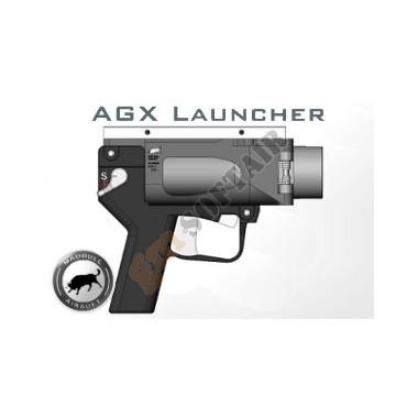 LANCIA GRANATE AGX-LIGHT Madbull