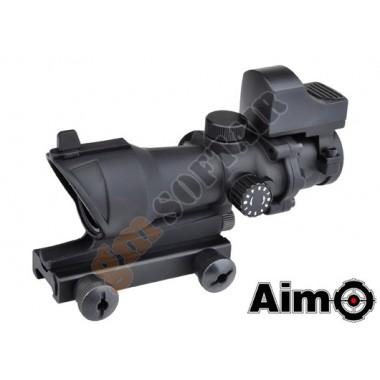 Acog 4X32 Scope con Mini Dot Nera