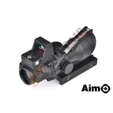Acog 4X32C Source Fiber con Dot RMR Nera