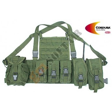 Duty M.O.D. Tactical Vest OD
