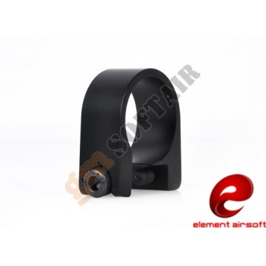 Anello da 1 pollice per Scout Adaptive Mount Nero (EX317 ELEMENT)