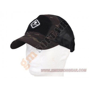Cappellino Assaulter Multicam Black